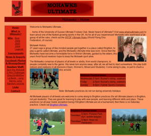 Mohawks Ultimate
