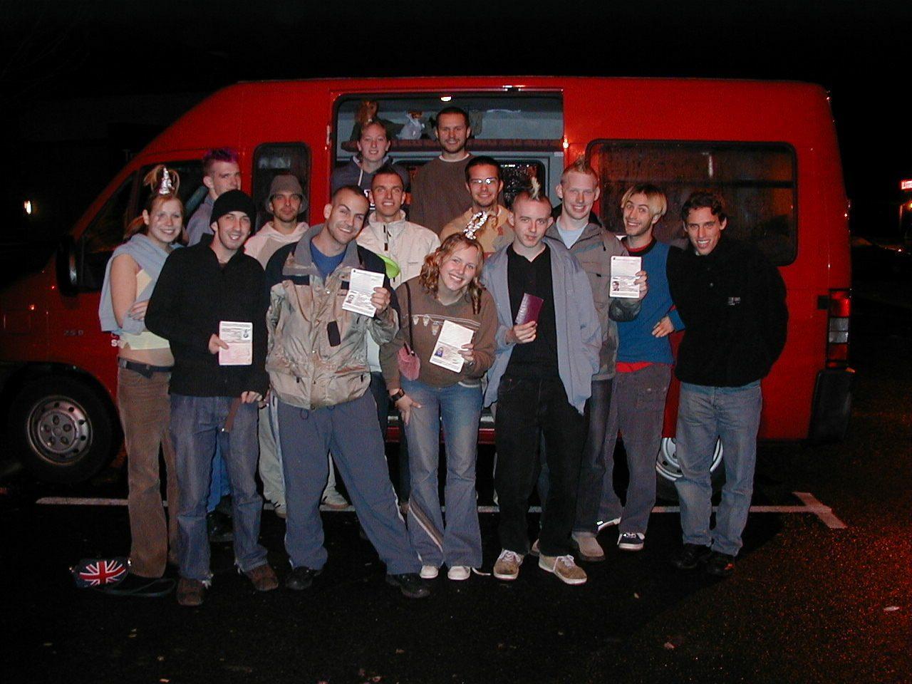 Mohawks 02-03 Edinburgh Beginners